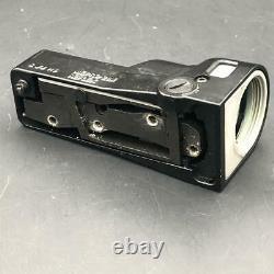 Meprolight M21 Reflex Sight Triangle Reticle Used Police Trade Red Dot Tritium