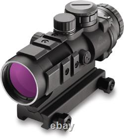 NEW Burris -332 3x-32mm Tube Tactical Prism Red Dot Sight with Ballistic 300208