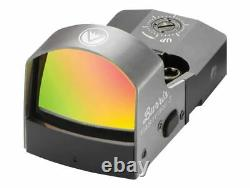 New Burris FastFire III Red-Dot Reflex Sight 3 MOA Dot With Picatinny Mount 300234