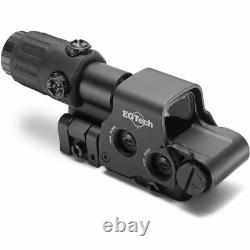New EOTech HSS1 EXPS3-4 Black Holographic Holo Red Dot Sight + G33. STS Magnifier