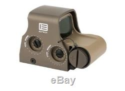 New EOTech XPS2-0TAN MOA Tactical Optic Holographic Weapon Sight XPS2 Red Dot