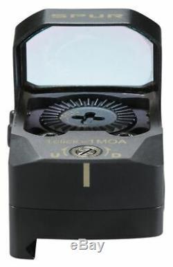 Nikon P-Tactical Spur, Black, 16532 Red Dot Sight