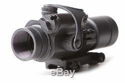 PK-01 VI. Weaver Red Dot Scope Collimator Sight. 1 MOA. Original by BelOMO