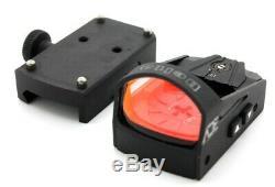 Premium Delta Tactical Red Dot Micro Reflex Sight for Handguns
