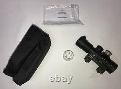 RUSSIAN BelOMO Collimator Sight PK-AW Red Dot Rifle Scope Weaver Mount US Seller