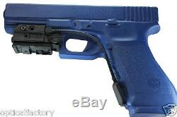Red Dot Laser Gun Sight For Springfield XD XDm Pistol Tactical Weaver 7/8 Rail