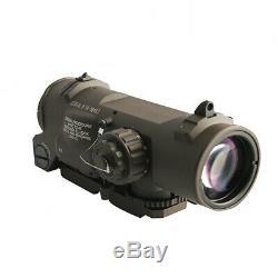Rifle Scope 4x Red illuminated Red Dot Sight Fixed Dual Purpose sight Hunting