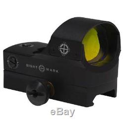 SIGHTMARK Core Shot Pro Spec MINI NV REFLEX SIGHT SM26001 BLACK MICRO RED DOT
