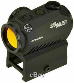 SIG SAUER SOR52101 Romeo5 1X20mm Red Dot Sight