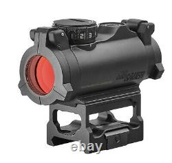 SIG Sauer Romeo MSR Red Dot Sight 2 MOA Red Dot IPX7 Waterproof & Fog-Proof