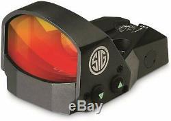 Sig Romeo1 Red Dot Reflex Sight 3 MOA SOR11000