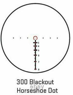 Sig Sauer Bravo3 Prismatic Battle Red Dot Sight, 3x30mm, 300 Blackout SOB33102