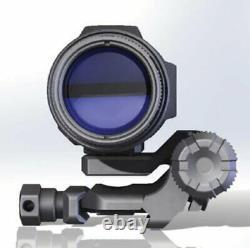 Sig Sauer Juliet 3-Micro Red Dot Sight Magnifier, Black, SOJ3M001