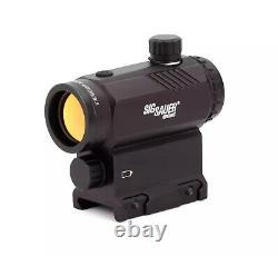 Sig Sauer MCX. 177 Cal Air Rifle, 88GR CO2 Red Dot Sight, Flat Dark Earth Gun