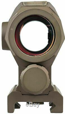 Sig Sauer OPMOD Romeo5 XDR 1x20mm Compact Red Dot Sight, 2 MOA SOR52112-KIT2