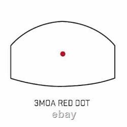 Sig Sauer ROMEO1 Reflex Sight 1X30mm 3MOA Red Dot SOR11000 Black Ships Free