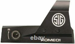 Sig Sauer ROMEO1 SOR11000 3 MOA 1x30mm Red Dot Reflex Sight Open Box