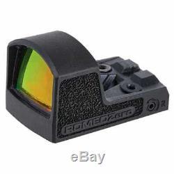 Sig Sauer ROMEO Zero Reflex Sight 6 MOA Red Dot Black SOR01600 New