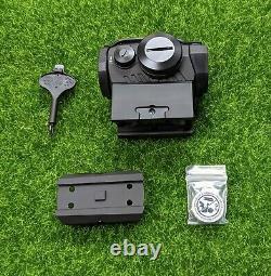 Sig Sauer Romeo5 Tread Compact Red Dot Sight 1x20mm 2 MOA Dot Reticle SOR52010