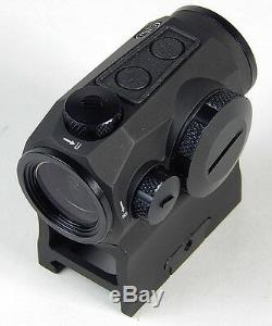 Sig Sauer Romeo 5 1x20mm 2 MOA Red Dot Sight with Mount SOR50000