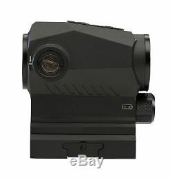 Sig Sauer Romeo 5 XDR Compact Red Dot Sight, 1X20 mm, 2 MOA Red Dot, SOR52102