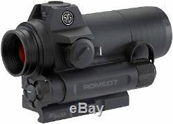 Sig Sauer Romeo 7 Red Dot Sight 1x30mm 3 MOA Dot Reticle SOR71001