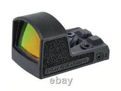 Sig Sauer SOR01300 Romeo0 P365 XL 3 MOA Red Dot Mini RMR Sight Black Zero