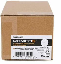 Sig Sauer SOR50000, ROMEO5 Compact Red Dot Sight