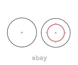 Sig Sauer SOR52102 Romeo5 XDR Compact Red Sight 2 MOA Dot with 65MOA Circle