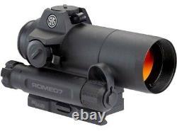 Sig Sauer SOR71001 Romeo7 1x30mm 2 MOA Red Dot Sight
