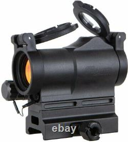 Sig Sauer SOR75001 ROMEO7 1x22mm 2 MOA Red Dot Sight with Co-Witness Hex Mount