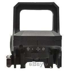 Sightmark Ultra Shot R-Spec Reflex Sight, Red/Green Dot with2 CR123 & Battery Case