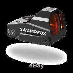 Swampfox Optics Kingslayer RMR Reflex Sight Red Circle Dot