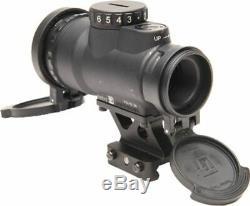 Trijicon 1x25 MRO Patrol 2.0 MOA ADJ Red Dot Sight with 1/3 Co-Witness 2200018