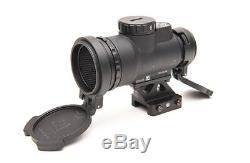 Trijicon MRO-C-2200018 MRO Patrol 2.0 MOA Adjustable Red Dot Sight Quick Release