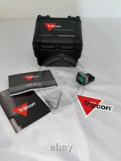 Trijicon RM04 RMR Dual Illuminated Red Dot Sight Black