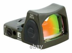 Trijicon RMR Type 2 Adjustable LED (3.25 MOA) Red Dot Sight RM06-C-700695