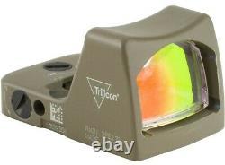 Trijicon RMR Type 2 Adjustable LED 3.25 MOA Reflex Red Dot Sight RM01-C-700624