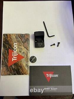 Trijicon RMR Type 2 RM02 6.5 MOA LED Red Dot Sight