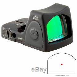 Trijicon RMR Type 2 RM06 3.25 MOA Adjustable LED Red Dot Sight 700672