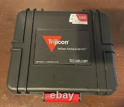 Trijicon SRO1-C-2500001 Adjustable LED Red Dot Sight Black
