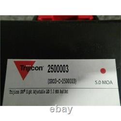 Trijicon SRO3-C-2500003 SRO Adjustable LED Red Dot Sight 5 MOA