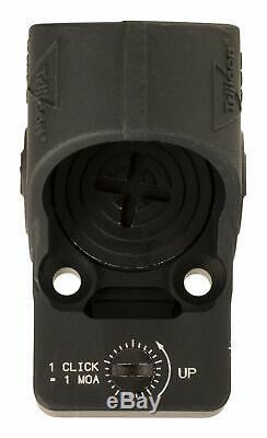 Trijicon SRO Adjustable LED Red Dot Sight, 2.5 MOA Dot Reticle, 2500002