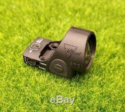 Trijicon SRO Sight 2.5 MOA Adjustable LED Reflex Red Dot Sight SRO2-C-2500002