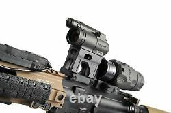 Unity Tactical FAST Micro Mount, Black, FST-MICB Red Dot Sight Mount