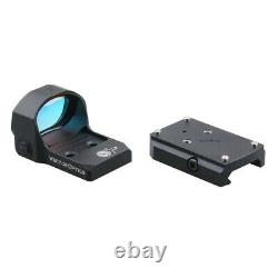 Vector Optics Frenzy 1X20X28 Red Dot Sight New Design with Extra Large Window