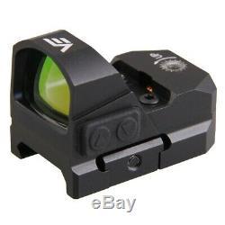 Vector Optics Frenzy Red Dot Pistol Sight Waterproof 1X17X24 with Mount