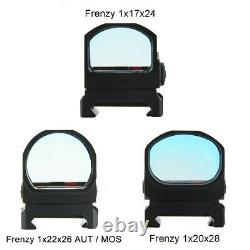 Vector Optics Frenzy Red Dot Pistol Sight Waterproof 1X22X26 SCRD-36