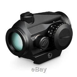Vortex Crossfire II Bright Red Dot Sight with Multi-Height Mount System (2 MOA)