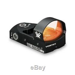 Vortex Optics Venom Red Dot Sight VMD-3103 3 MOA Lens with Baseball Hat Bundle